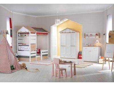Детско обзавеждане Алмила Loft Baby Montessori