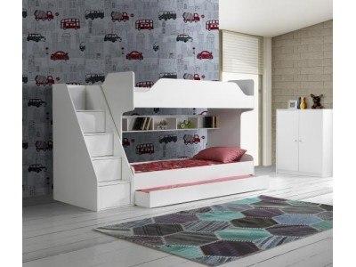 Двуетажно легло Бесте Exclusive