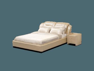 Луксозна кожена спалня Olia