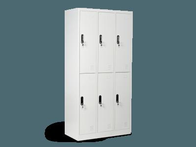 Метален гардероб Carmen CR-1243 J