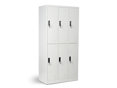 Метален гардероб Carmen CR-1243