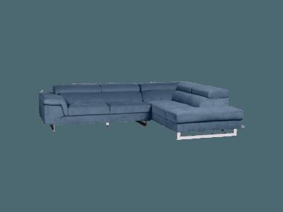 Ъглов диван с регулируеми подглавници Bolero