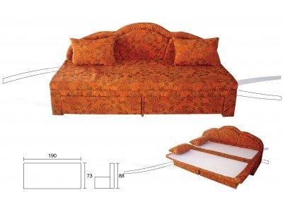 Диван Уют с функция сън