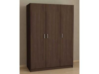 Трикрилен гардероб Комо 3