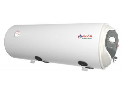 Комбиниран бойлер 80M2, серпентина, хоризонтален