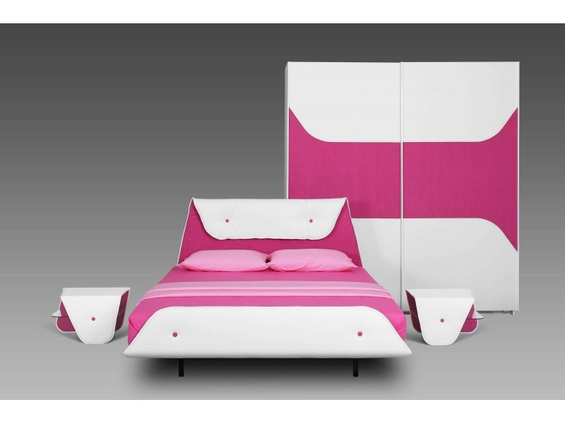 Спален комплект Flamingo