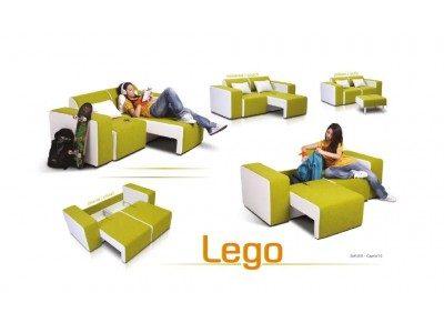 Диван Конфигурация Lego