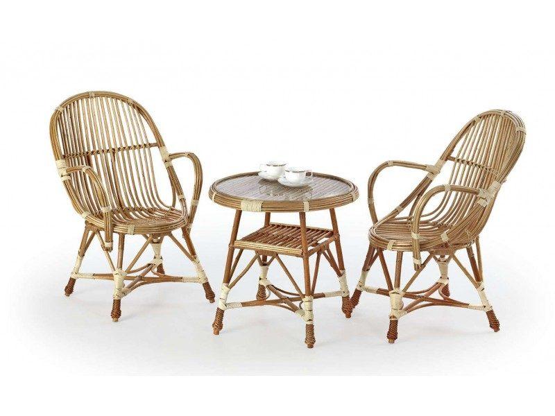 Външен стол Wicker