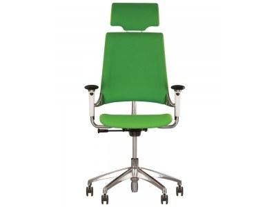 Мениджърски стол Hip Hop R HR white
