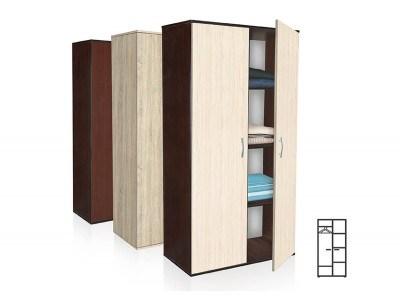 Двукрилен гардероб Вено 2