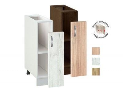 Кухненски шкаф 201 с рафт