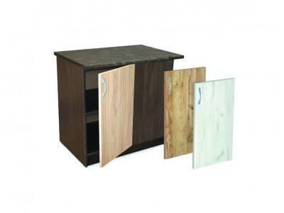 Кухненски шкаф 1001 за ъгъл