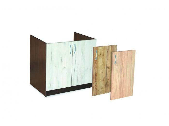 Кухненски шкаф 800 за мивка