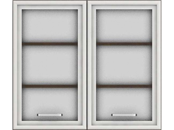 Кухненски модул G12 Регал / витрина
