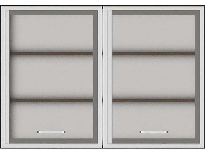 Кухненски модул G27 Регал / витрина