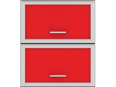 Кухненски модул G32 Регал с клапващи врати
