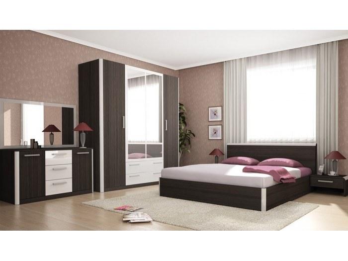Спален комплект Дорадо дарк
