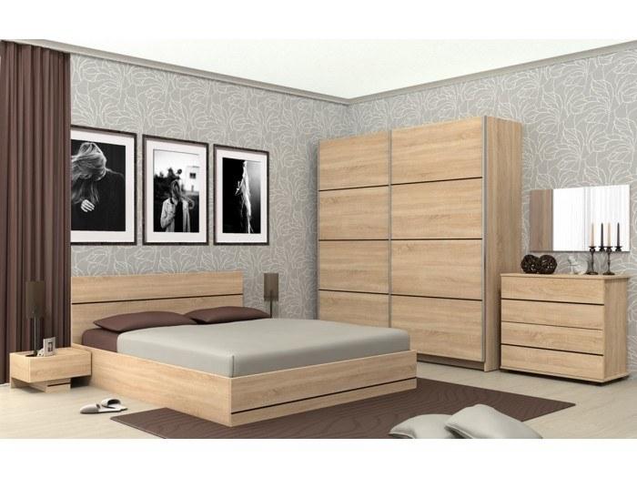 Спален комплект Камо/сонома