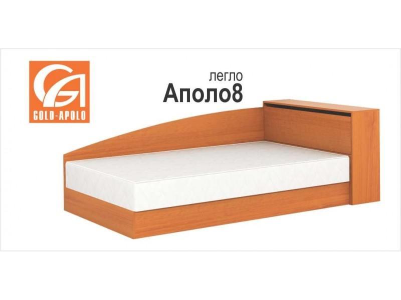 Легло с ракла Аполо 8