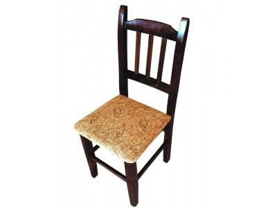 Трапезен тапициран стол 10