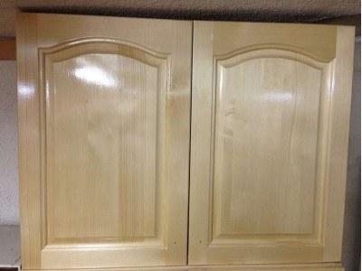 Горен шкаф с две вратички