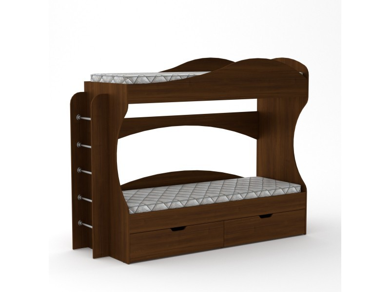 Двуетажно легло Компанит Бриз