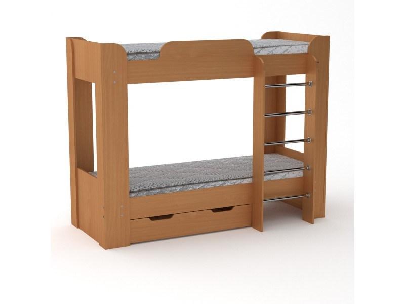 Двуетажно легло Компанит Твикс-2