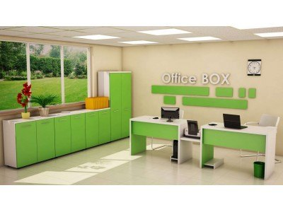 Офис обзавеждане, модулна система Бокс