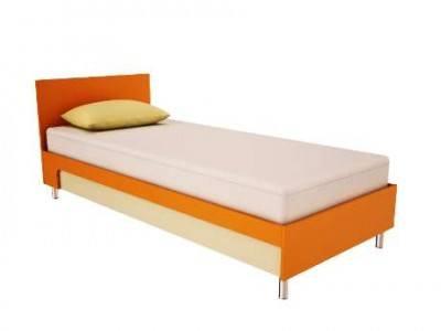 Детско легло с табла Рак-Трак