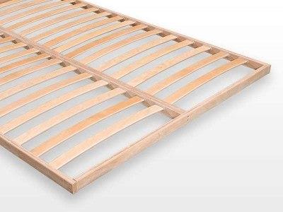 Подматрачна дървена ламелна рамка Дубло