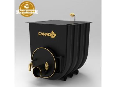 Печка на дърва Canada за огрев и готвене