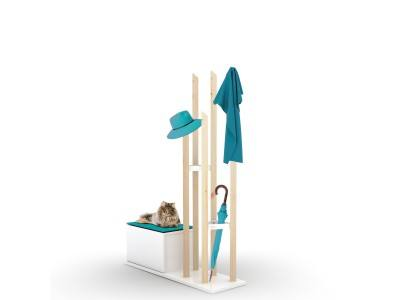 Закачалка за дрехи Рафеви 150203