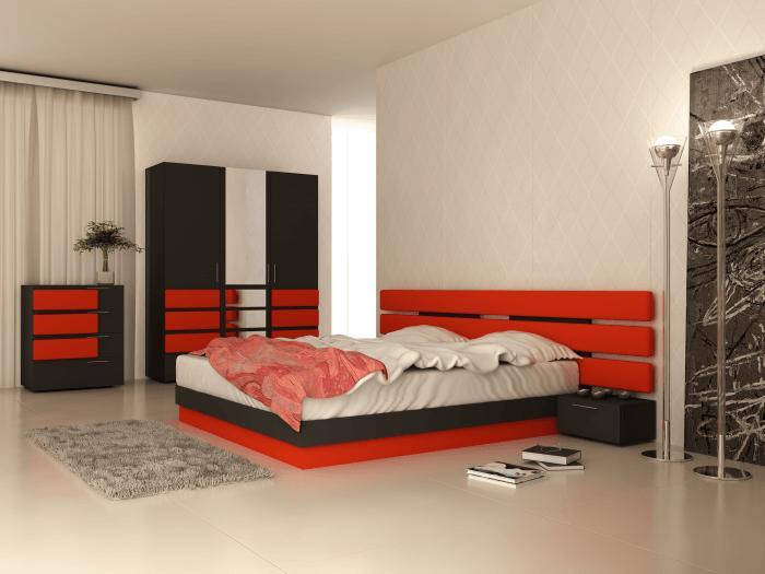 Спален комплект Атина
