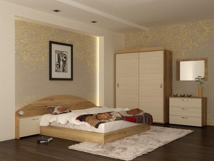 Спален комплект Елинор