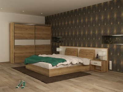 Спален комплект Борнео