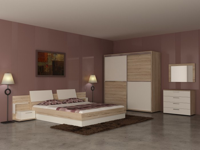 Спален комплект Луксор