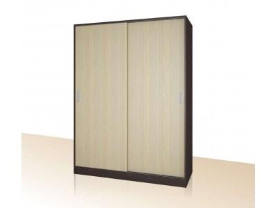 Двукрилен гардероб с плъзгащи врати Примо 16