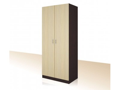 Двукрилен гардероб Примо 38