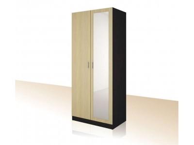 Двукрилен гардероб Примо 39