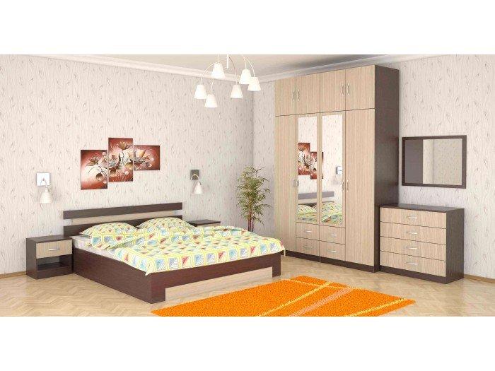 Спален комплект Примо 109
