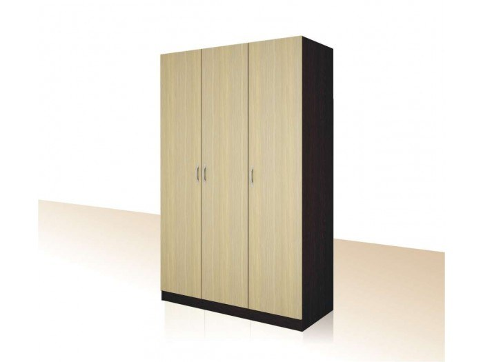 Трикрилен гардероб Примо 11