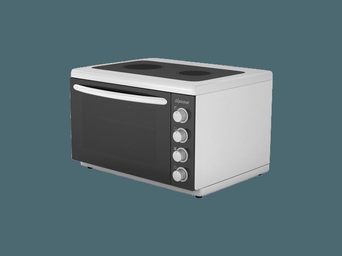 Готварска печка Diplomat DPL WM 20 CE