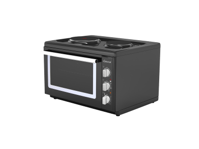 Готварска печка Diplomat DPL BS 20