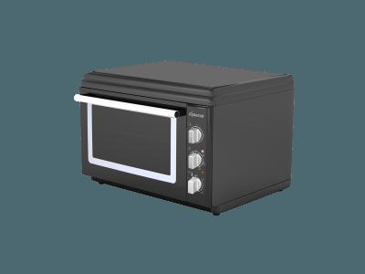 Готварска печка Diplomat с капак DPL BS K 20 E