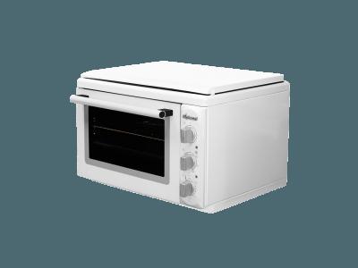 Готварска печка Diplomat с капак DPL WS K 20 E