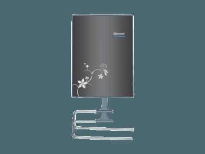Вентилаторна печка за баня Diplomat DPL VTB 9010B