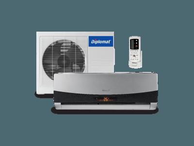 Климатик Diplomat DPL AUS-09H53R-G INVERTER