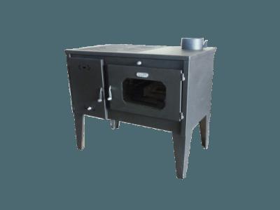 Готварска печка на твърдо гориво Diplomat Tangra