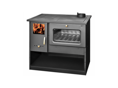 Готварска печка на твърдо гориво  Металургия