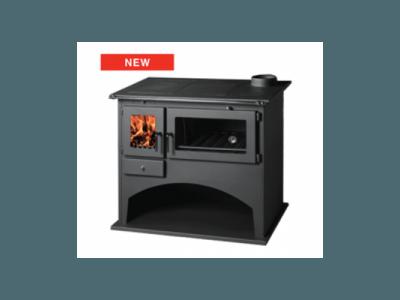 Готварска печка на твърдо гориво Вики